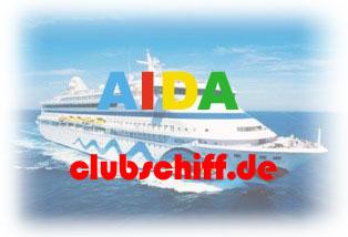 Hier gehts weiter zu AIDA clubschiff.de.
